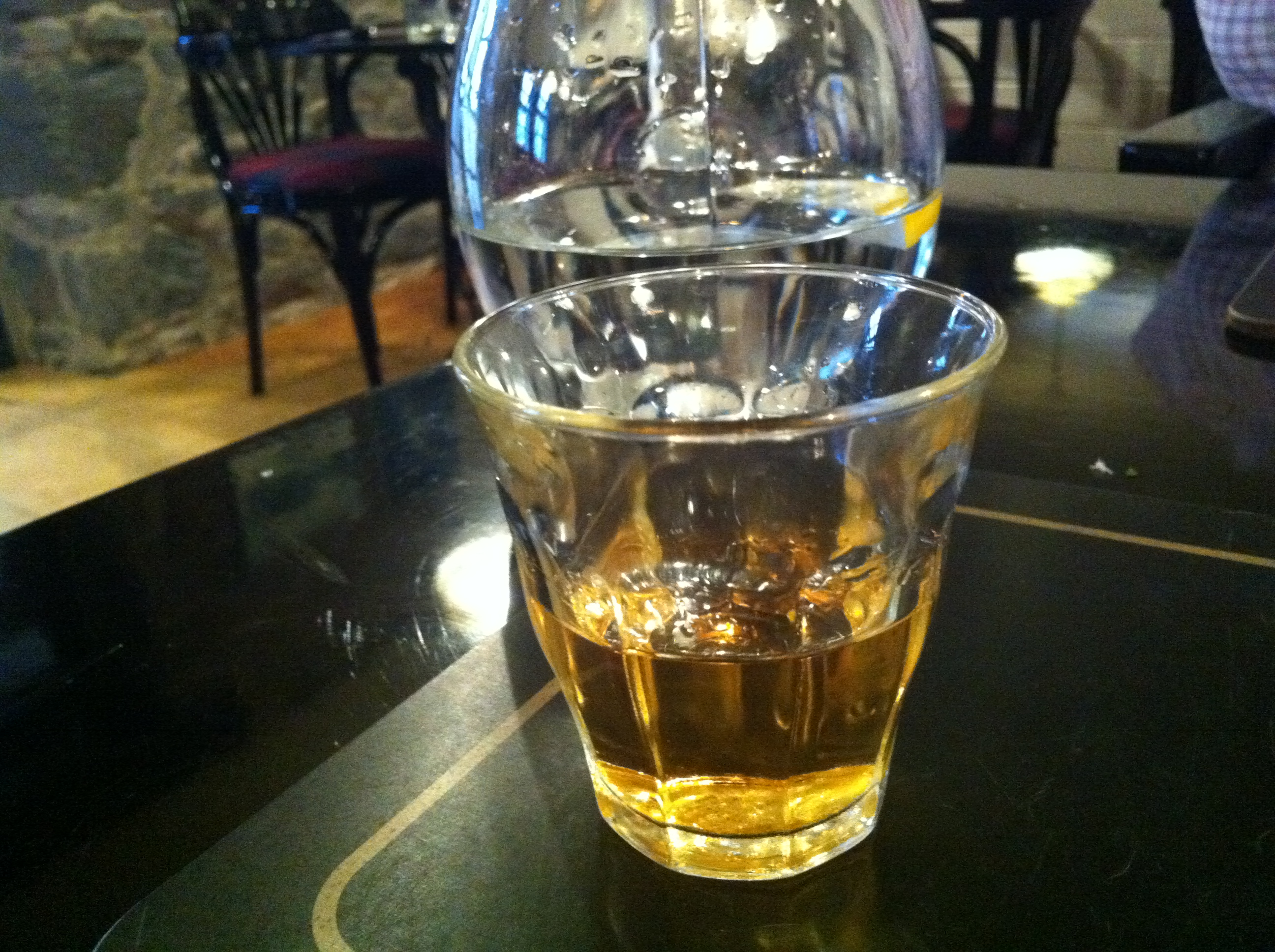 Wee dram of Whisky