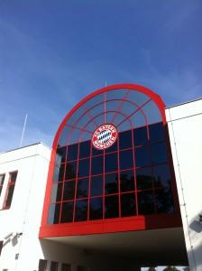 Bayern München Headquarters