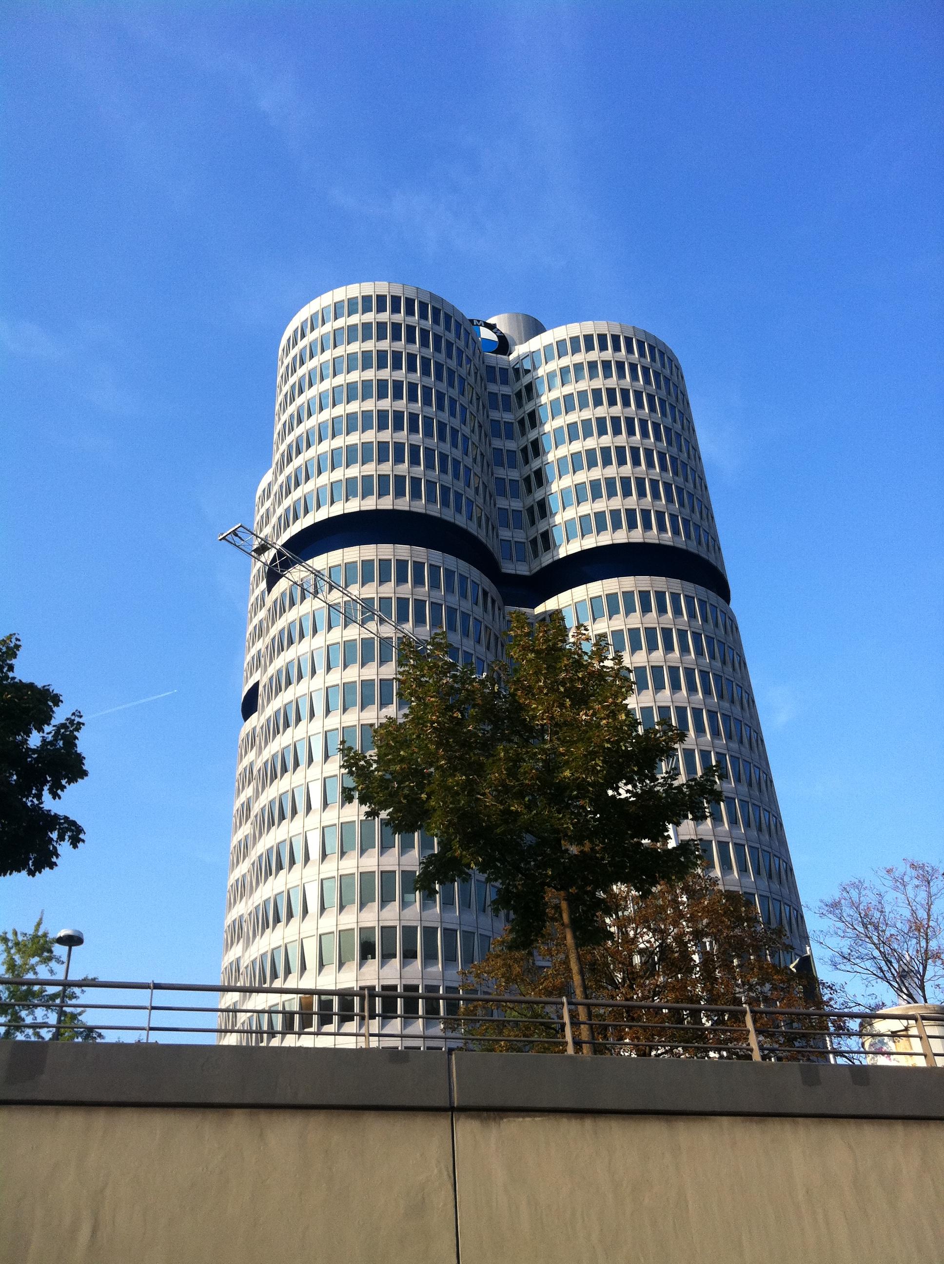 BMW in München
