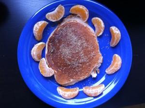 Kirschpfannkuchen