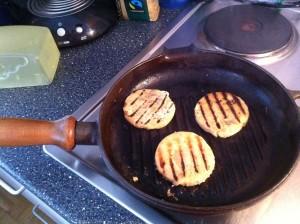 Schottische Potato Scones