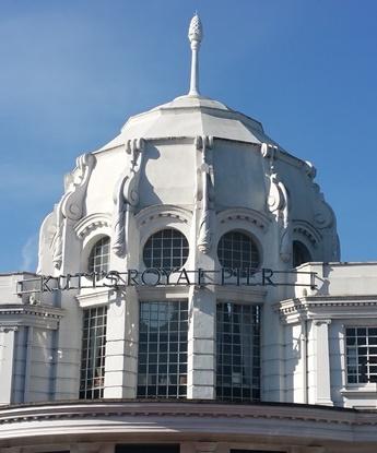 Stippvisite: Southampton/ Großbritannien