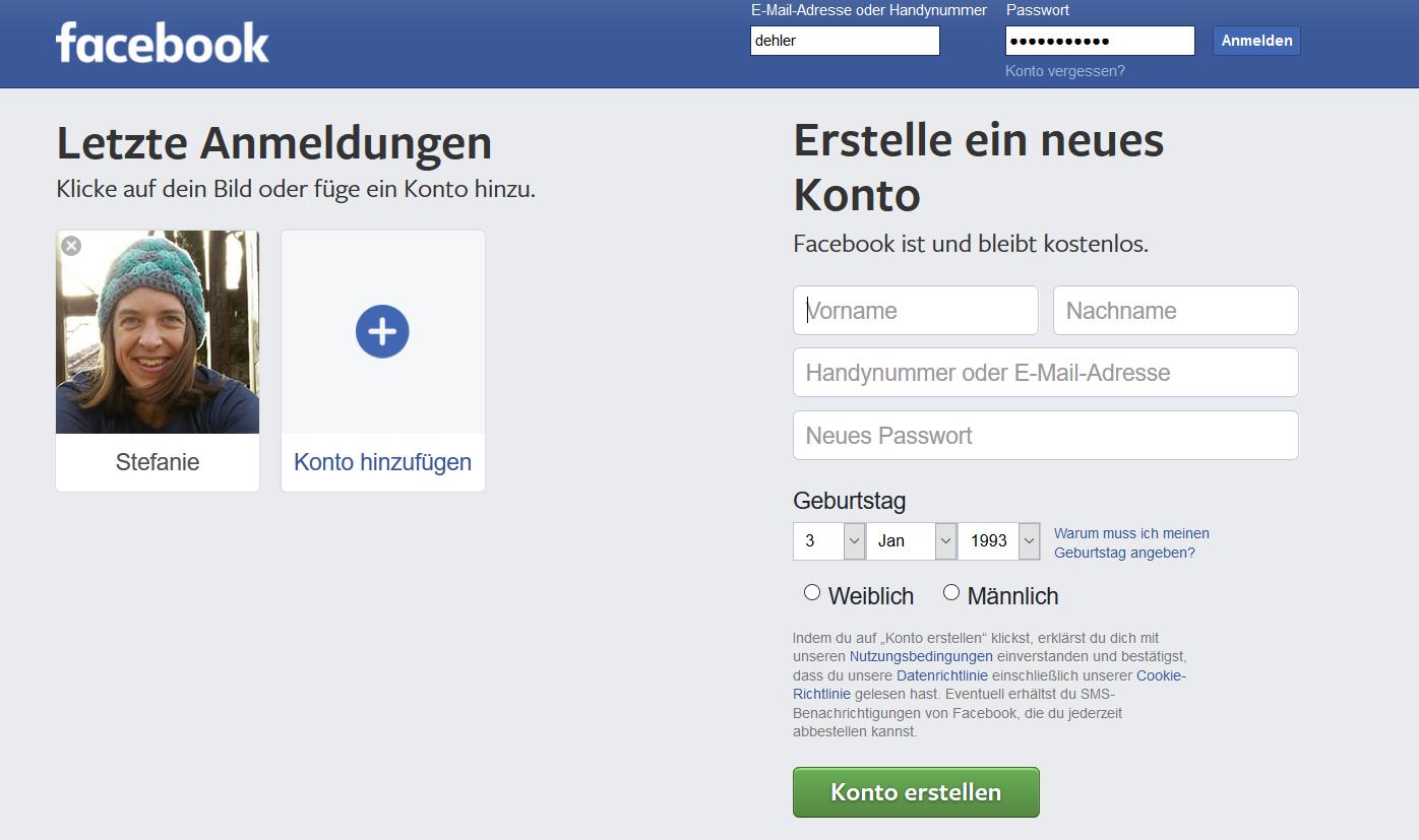 10 Jahre auf Facebook!
